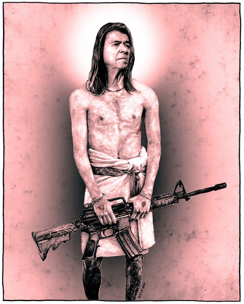Reagan Commando